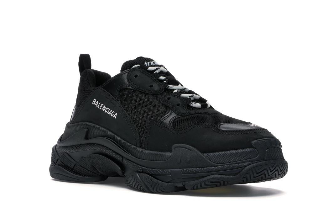 Giày Balenciaga Triple S Black 2