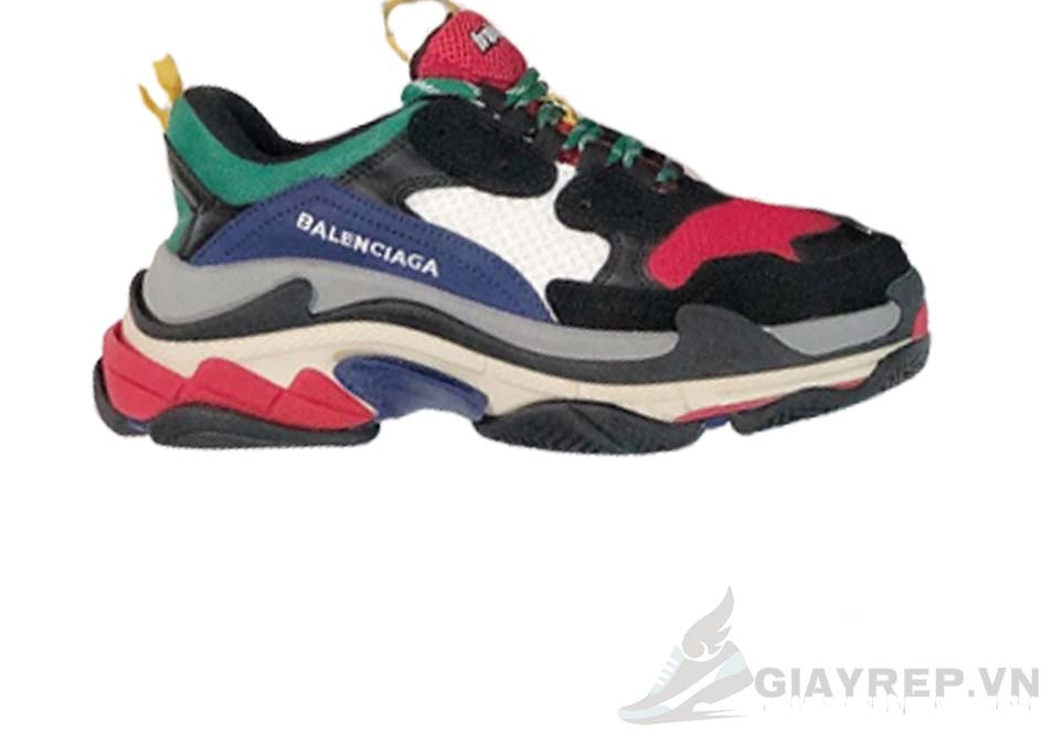 Balenciaga Triple S Multi Color replica 1:1, Balenciaga Triple S Multi Color Replica, Balenciaga Triple S Multi Color Rep 11