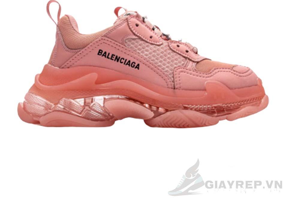 balenciaga triple s hồng, balenciaga triple s hồng neon, balenciaga triple s hồng đế trong suốt, giày balenciaga triple s hồng, balenciaga triple s hồng replica 1:1