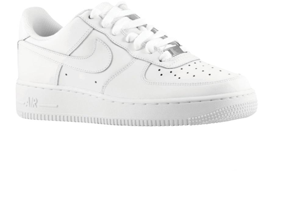 Giày Nike Air Force 1 Low Full Trắng Replica 1:1 2