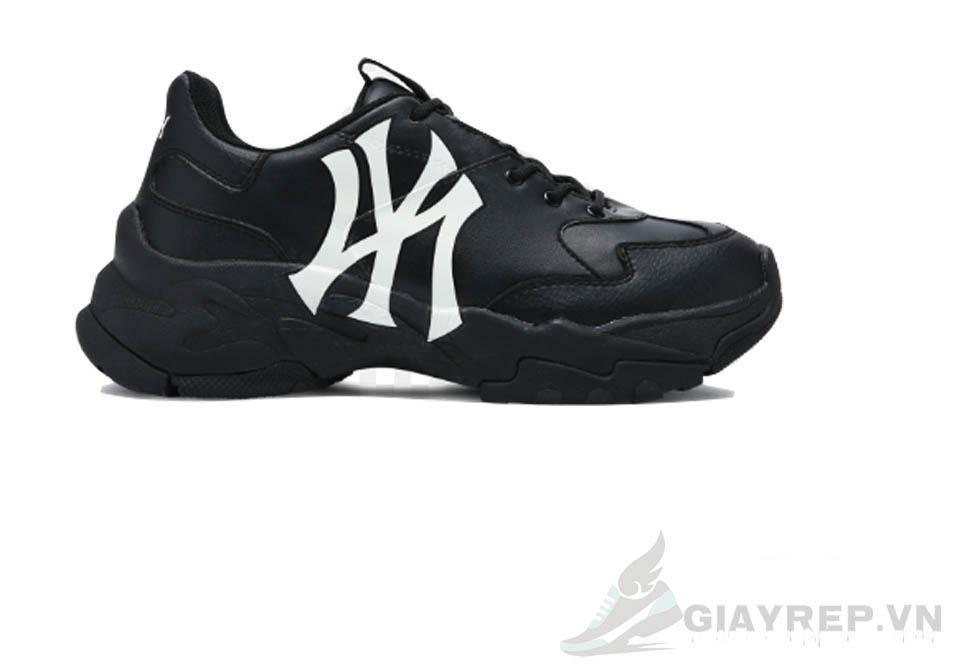MLB Korea New York Yankees Black Big Ball Chunky A Full Đen, MLB FULL đen
