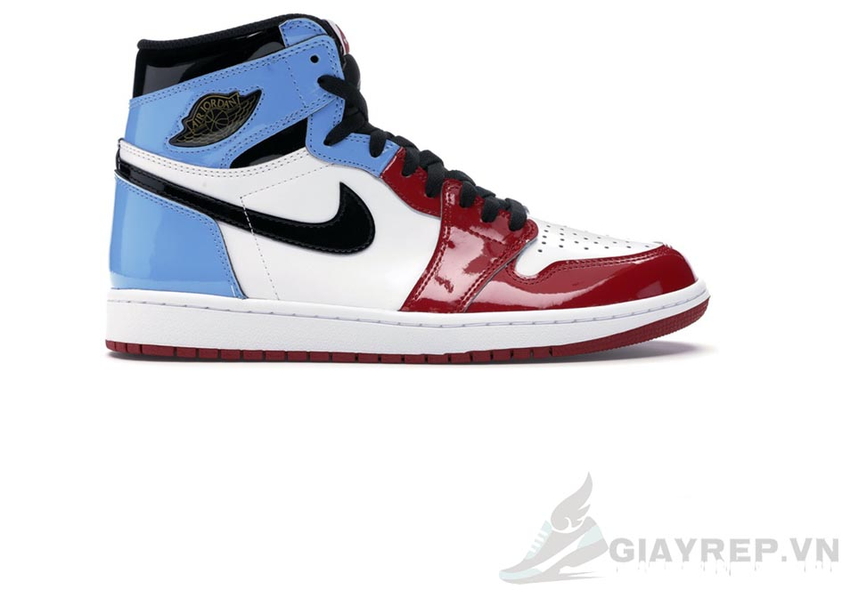 Giày Nike Air Jordan 1 Retro High Fearless UNC Chicago 2