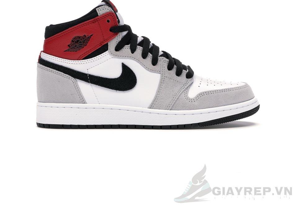 Giày Nike Air Jordan 1 High Retro Light Smoke Grey 1
