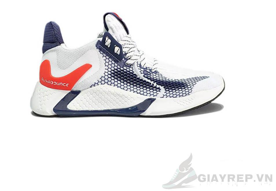 Giày Adidas Alphabounce Instinct M Đỏ Trắng 1