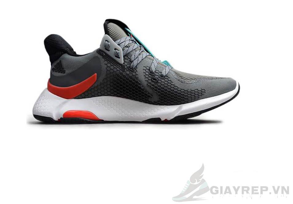 Giày Adidas Alphabounce Instinct M Đỏ Xám 2
