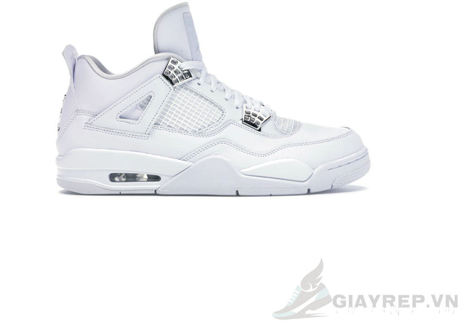 Giày Nike Air Jordan 4 Full Trắng Retro Pure Money Rep 1:1, Giày Nike Air Jordan 4 Full Trắng Retro Pure Money SF, Giày Nike Air Jordan 4 Full Trắng Retro Pure Money Super fake, Giày Nike Air Jordan 4 Full Trắng Retro Pure Money f1, Giày Nike Air Jordan 4 Full Trắng Retro Pure Money Replica, Giày Nike Air Jordan 4 Full Trắng Retro Pure Money Rep