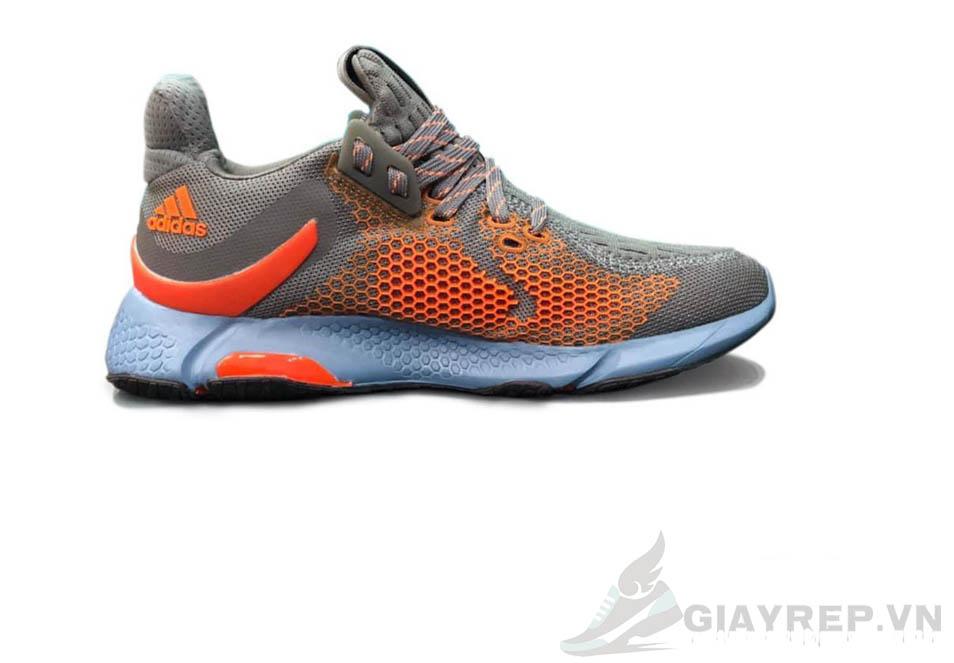 Giày Adidas Alphabounce Instinct M Xám Cam 2
